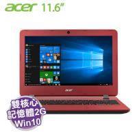 acer ES1-132-C5BH 紅/N3350/2G/32G/11.6吋/W10/含OFFICE365 個人一年版