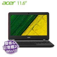 acer ES1-132-C30B 黑/N3350/2G/32G/11.6吋/W10/含OFFICE365 個人一年版