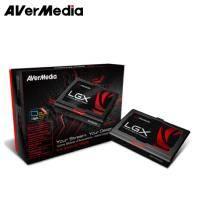 AVerMedia 圓剛 GC550 LGX個性化遊戲直播擷取盒