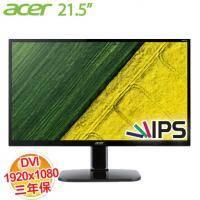 acer SA220Q 21.5吋 LCD顯示器【IPS、D-Sub*1、DVI*1/不閃屏、瀘藍光、三年保】
