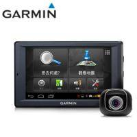 Garmin Nuvi 4592R plus 車用衛星導航 5吋/8GB/WiFi/藍牙無線連結(Smartphone Link)/GDR 50 行車紀錄器/可選配胎壓偵測器模組