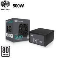 CM(酷碼) MasterWatt Lite 500W電源供應器(80+白牌、三年保固)
