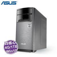 ASUS M32CD 桌上型電腦【i7-6700/4G/1TB/DVD/500W/W10/3年保/M32CD-0021A670UMT】VivoPC 系列+ASUS原廠鍵盤及滑鼠