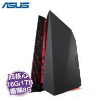 ASUS ROG G20CI-0011A770GXT 電競電腦/i7-7700/GTX1080 8G/16G/1T+512G M.2/WiFi/W10/3年保/含ASUS原廠鍵盤及滑鼠