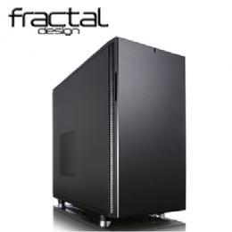 Fractal Design Define R5 靜音機殼 無開窗靜音版-永夜黑