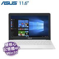ASUS E203NA-0021AN3350 珍珠白【N3350/4G/32G/11.6吋/W10/1年保】