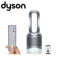 【Dyson戴森】Dyson Pure Hot+Cool Link三合一涼暖空氣清淨機HP03(白銀色)