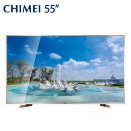 【CHIMEI奇美】CHIMEI奇美55吋4K廣色域智慧聯網顯示器(TL-55W800)+視訊盒(TB-W030)