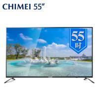 【CHIMEI奇美】CHIMEI奇美55吋4K液晶顯示器(TL-55M100)+視訊盒(TB-M010)