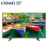 【CHIMEI奇美】CHIMEI奇美55吋FHD低藍光液晶顯示器(TL-55A300)+視訊盒(TB-A030)
