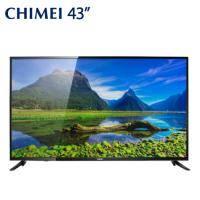 【CHIMEI奇美】CHIMEI奇美43吋LED顯示器(TL-43A500)+視訊盒(TB-A050)