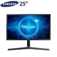 SAMSUNG S25HG50FQE 25吋 寬螢幕液晶顯示器【1920X1080、144Hz、電競UI 設計、FreeSync 、D-SUB*1 HDMI*2、三年保固】