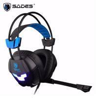 SADES XPOWER PLUS 極限之力S 震動式電競耳麥 (USB)