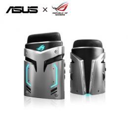 華碩ASUS Strix Magnus USB電容式電競麥克風 /三顆專業錄音室等級收音/環境降噪技術(ENC)/Aura RGB燈光效