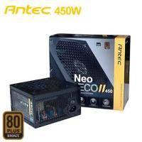 ANTEC NEO ECO II 450 (全日系電容 DC-DC架構)(450W/80+銅/2路高電流12V)五年保固,二年換新