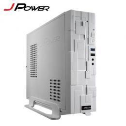 杰強 JP-1POB 魔方B小機殼 Micro ATX/內建220W幻象電源(最大功率350W)