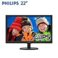 PHILIPS飛利浦 223V5LHSB2 22型 液晶顯示器(1920X1080、D-Sub、HDMI/三年保固)