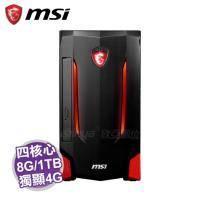 MSI Nightblade MI2-005TW 電競電腦【i7-6700/8G/1TB+128G SSD/GTX-970 4G/DVD/WiFi/W10/3年保】
