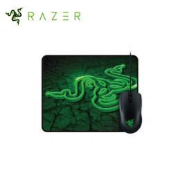 雷蛇Razer Abyssus 2000 地獄狂蛇+重裝甲蟲鼠墊(控制版) 套組 RZ83-02020200-B3U1 ★分期零利率★