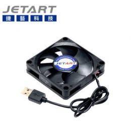 JETART USB 7公分靜音風扇 DF7015UB