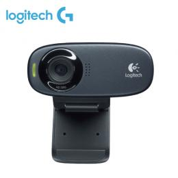 羅技Logitech C310 HD 視訊攝影機 /HD720P 視訊通話/5百萬像素/單鍵式FB上傳