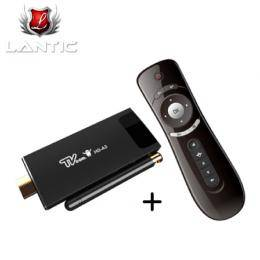 Lantic喬帝 HD-A3+M001 彩虹奇機 四核心 智慧電視棒 Android TV Dongle ◤高CP 4K追劇神器◢ 高規2G RAM+愛奇藝+16G存儲+LiTV