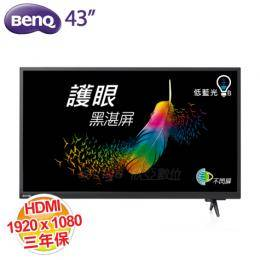 BENQ 43CF500  43吋 LED液晶電視