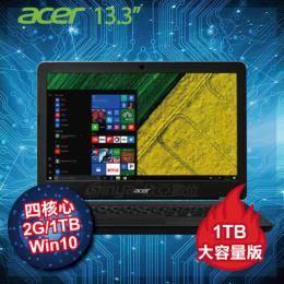 acer ES1-332-C4E5 1TB大容量版/N3450/2G/1TB+32G SSD/13.3吋/含acer原廠包包及滑鼠