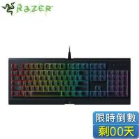 雷蛇Razer Cynosa Chroma 薩諾狼蛛 幻彩中文版 薄膜類機械式鍵盤/RGB背光/RZ03-02260300-R3T1