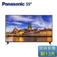 Panasonic國際牌 55吋六原色4K連網液晶顯示器 TH-55FX600W +視訊盒(TU-L600M)