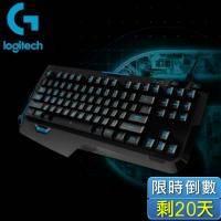 Logitech 羅技G G310 Atlas Dawn 機械遊戲鍵盤/獨家Romer-G機械軸 /中心照明背光/可移動位置Arx Control底座