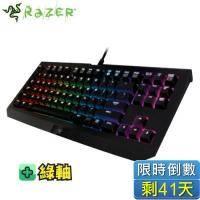 Razer 雷蛇 Blackwidow Tournament Chroma 黑寡婦蜘蛛競技版 電競機械式鍵盤(新版綠軸英文)