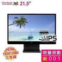 優派 21.5吋 VX2270Smh-LED (三介面) /AH-IPS面板/HDMI/超細邊框/4ms/喇叭/一年無亮點保固 原價4688 出清價:3888【福利品出清】