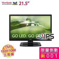 優派 21.5吋 VA2249s-LED 液晶顯示器 /IPS面板/DVI+D-sub 原價3680 福利價 2980【福利品出清】