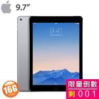 【第六代WI-FI】Apple iPad Air2 Wi-Fi 16GB 灰*MGL12TA/A