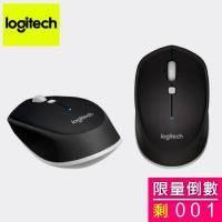 Logitech 羅技 M337/藍芽雷射滑鼠/無線/1000dpi/黑