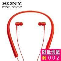 【SONY耳機】MDR-EX750BT/紅【福利品出清】