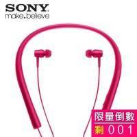 【SONY耳機】MDR-EX750BT/粉