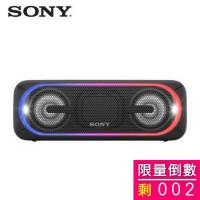 SONY SRS-XB40/黑 藍芽喇叭